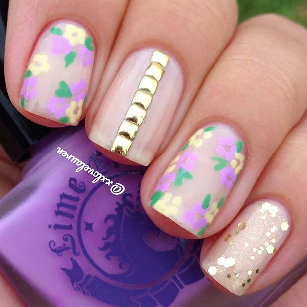 Pretty-Flower-Nails