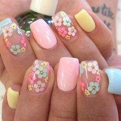 ballerina nails brown nails peach nails designs nails pastel ombre nails hallowen nails