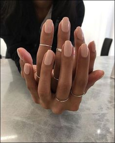 wedding bridesmaids nails
