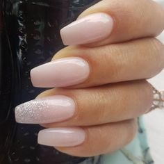 nails for bride ideas