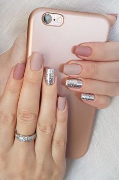 nails for the bride