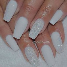 bridal nail wedding